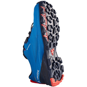 VAUDE Lapita II Low STX Shoes Kids, radiate blue